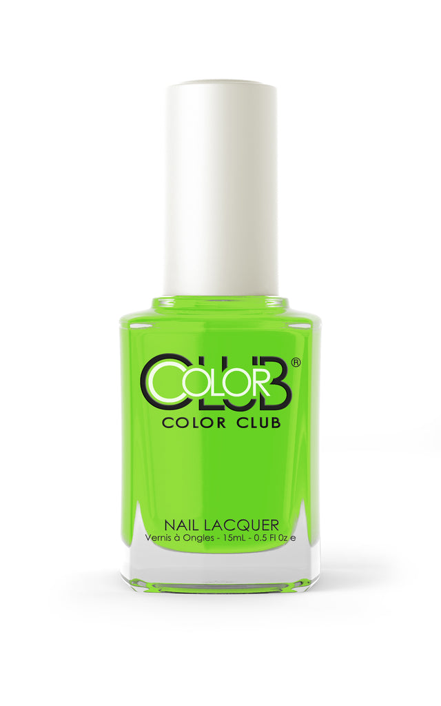 Color Club™ The Lime Starts Here Nail Lacquer - Gina Beauté
