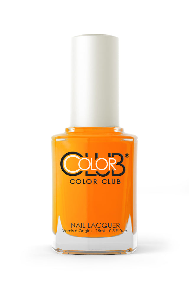 Color Club™ I Always Get My Man-Darin Nail Lacquer - Gina Beauté