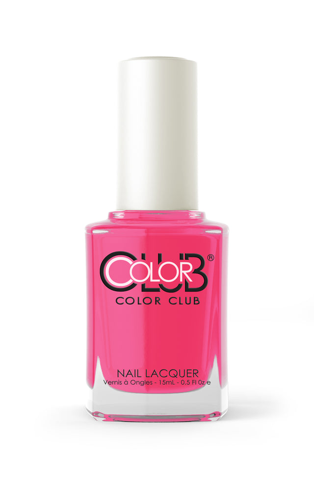 Color Club™ Raspberry Rush Nail Lacquer - Gina Beauté