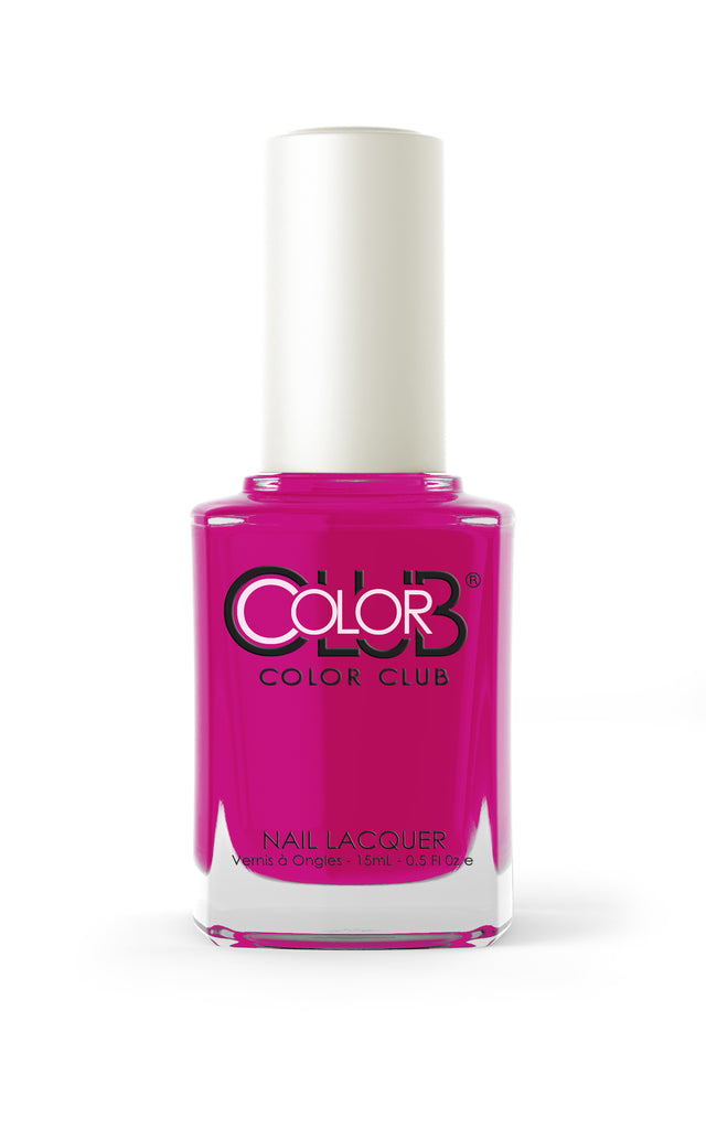 Color Club™ Give Me A Grape Big Kiss Nail Lacquer - Gina Beauté