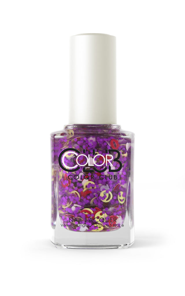 Color Club™ Squad Nail Lacquer - Gina Beauté
