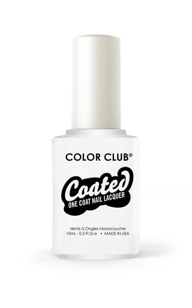 Color Club™ Coated French Tip  One Coat Nail Lacquer