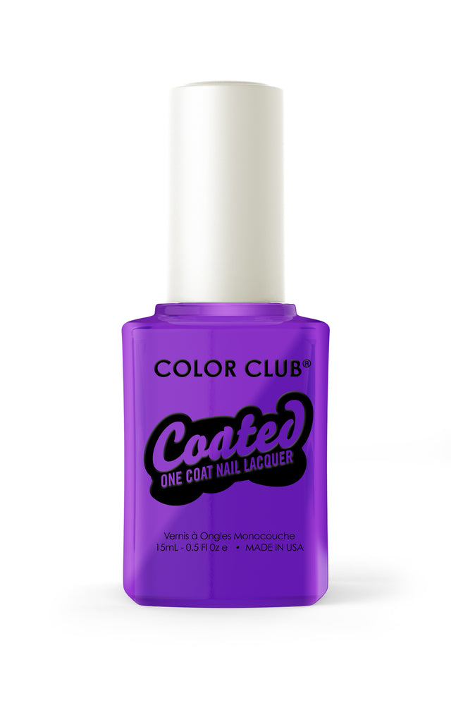 Color Club™ Coated Disco Dress One Coat Nail Lacquer