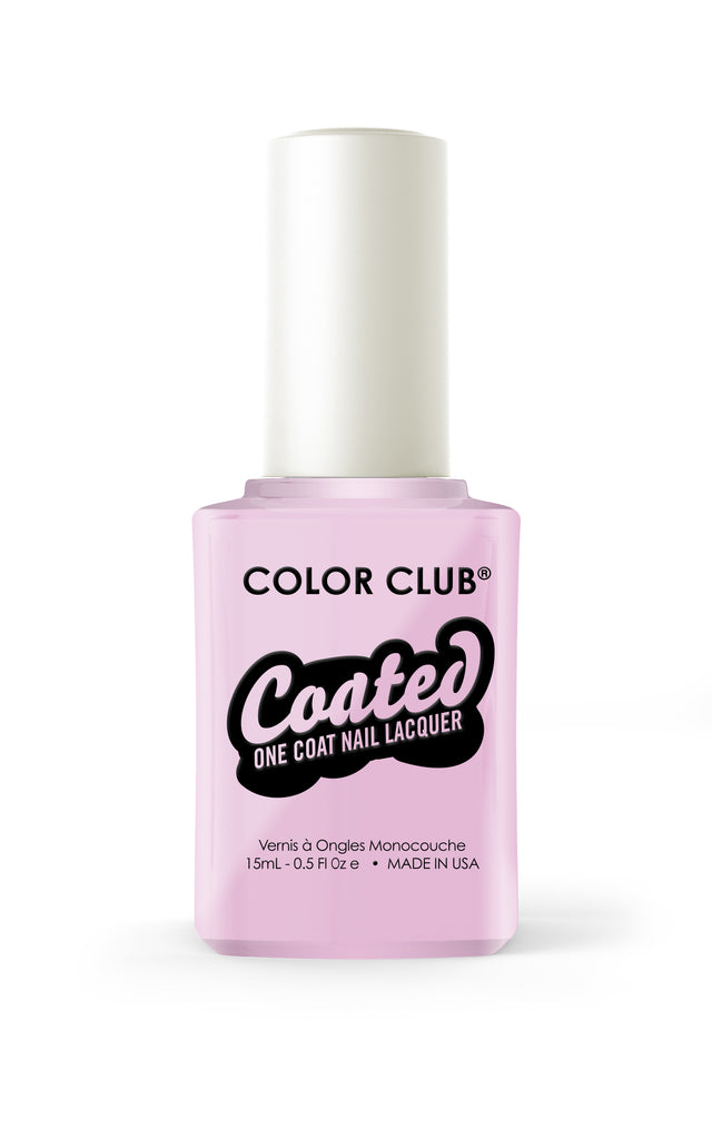 Color Club™ Coated Diggin' The Dancing Queen One Coat Nail Lacquer