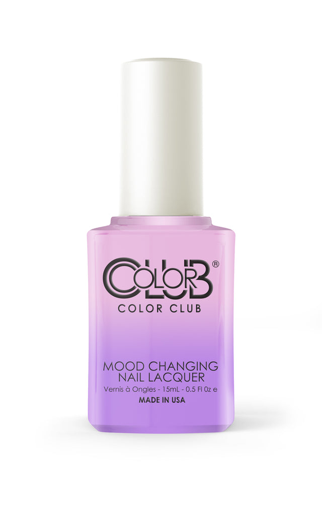 Color Club™ Go With The Flow Mood Changing Nail Lacquer - Gina Beauté