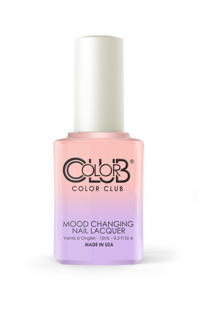 Color Club™ Everythings Peachy Mood Changing Nail Lacquer - Gina Beauté