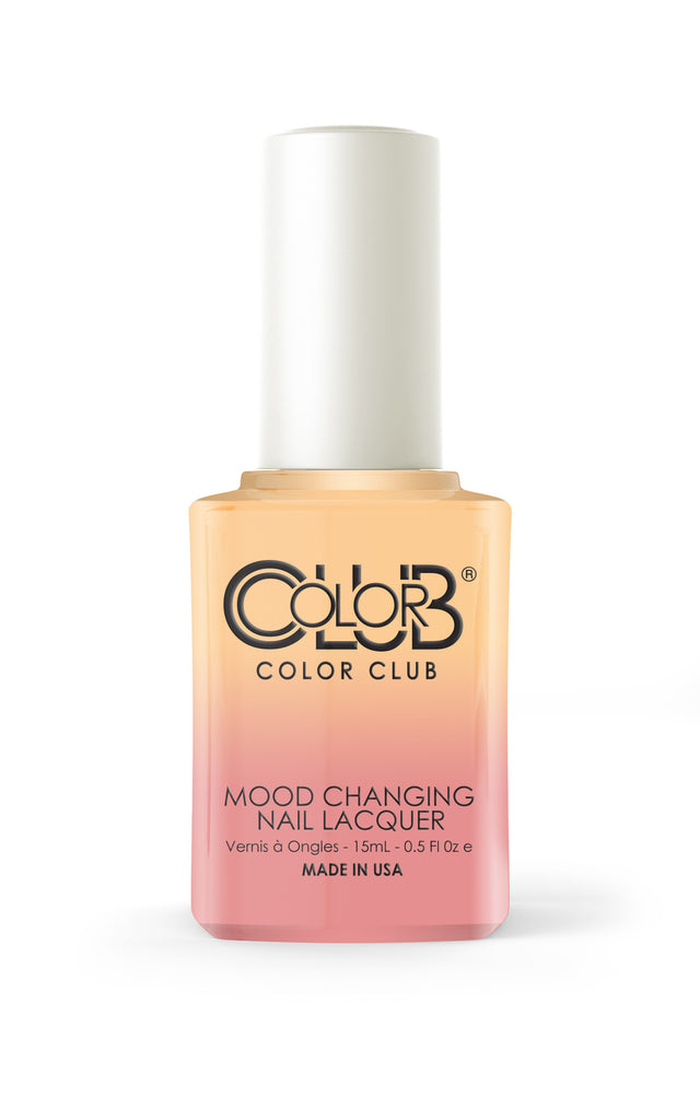 Color Club™ Happy Go Lucky Mood Changing Nail Lacquer - Gina Beauté