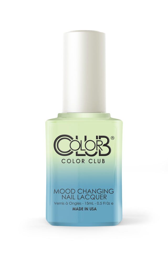 Color Club™ Extra-Vert Mood Changing Nail Lacquer - Gina Beauté