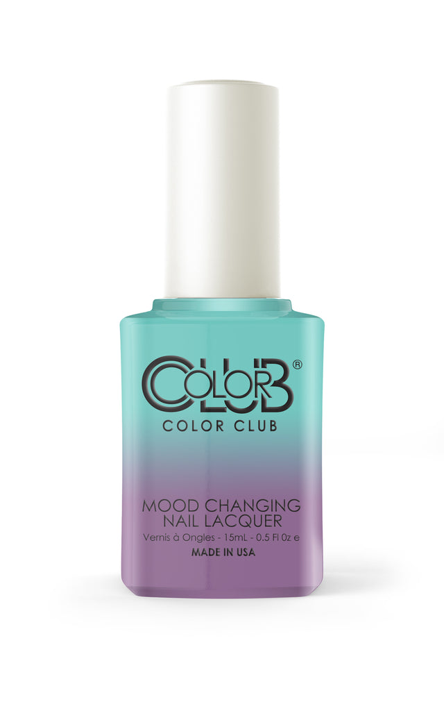 Color Club™ Serene Green Mood Changing Nail Lacquer - Gina Beauté