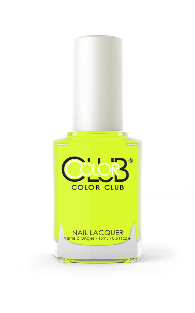 Color Club™ Yellin Yellow Nail Lacquer - Gina Beauté