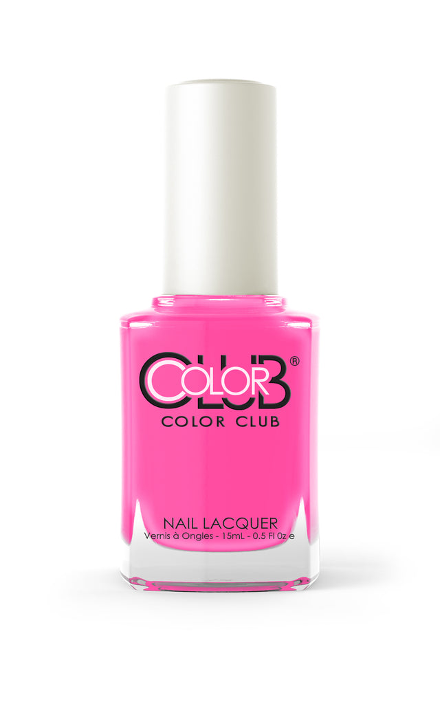 Color Club™ All That Razz Nail Lacquer - Gina Beauté