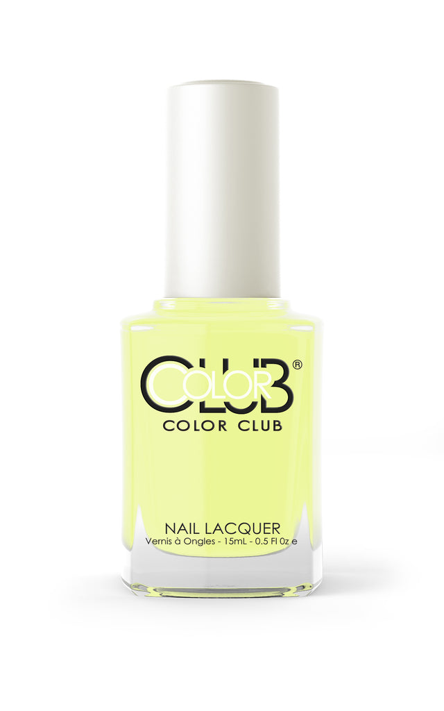Color Club™ Under The Blacklight Nail Lacquer - Gina Beauté
