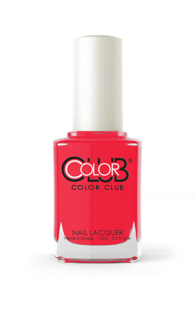 Color Club™ Blaze Nail Lacquer - Gina Beauté
