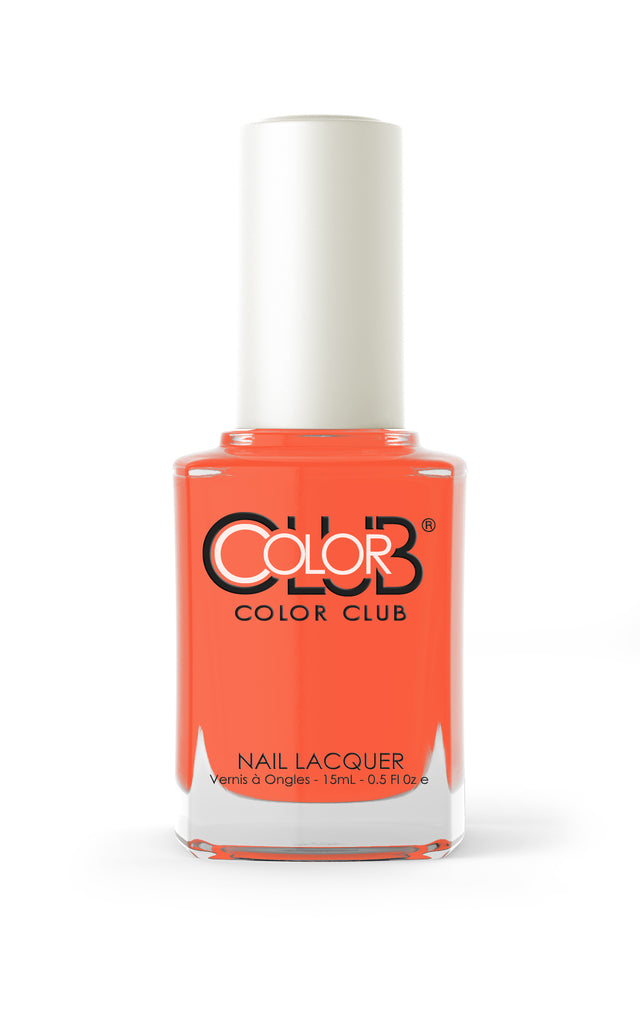 Color Club™ Catch A Fire Nail Lacquer - Gina Beauté