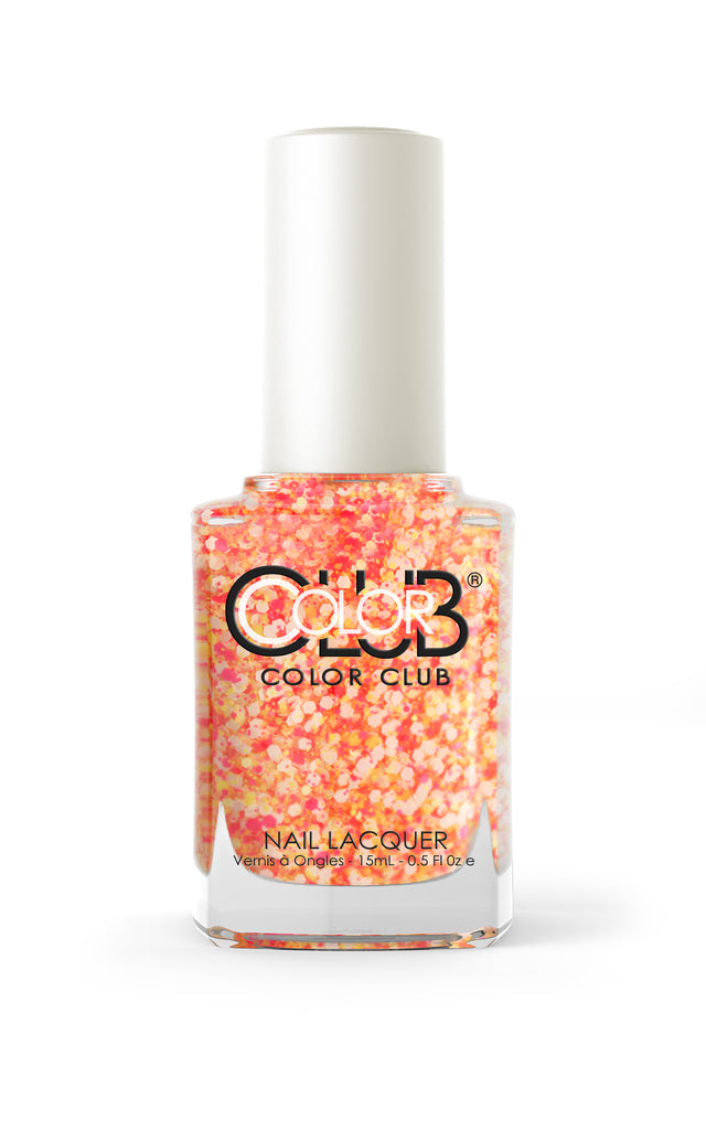 Color Club™ Do The Twist Nail Lacquer - Gina Beauté