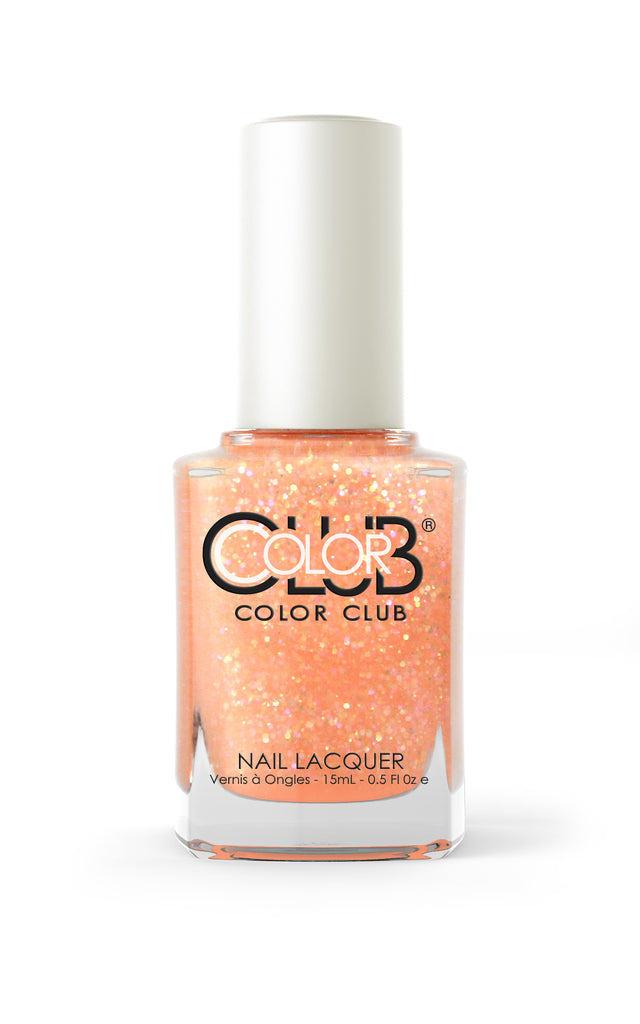 Color Club™ Call Of The Disco Ball Nail Lacquer - Gina Beauté