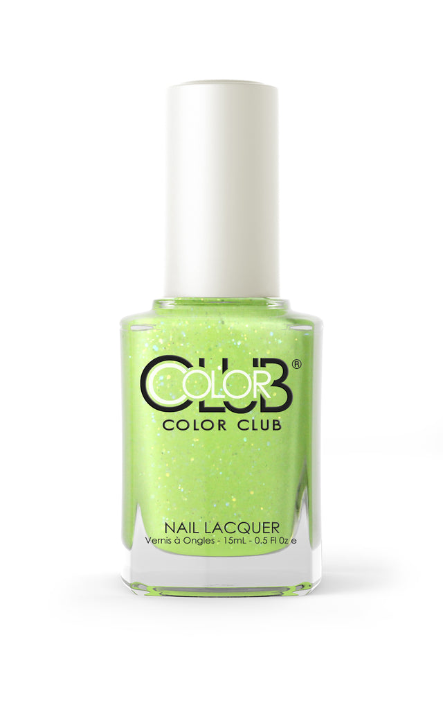 Color Club™ Its Electric Nail Lacquer - Gina Beauté