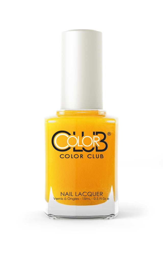 Color Club™ Darling Clemintine Nail Lacquer - Gina Beauté