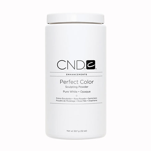 CND Sculpting Powder Pure White / Opaque