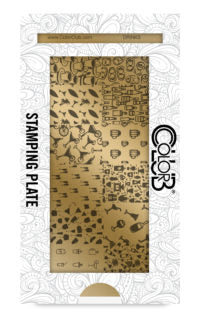 Color Club | Drinks Stamping Plate - Gina Beauté