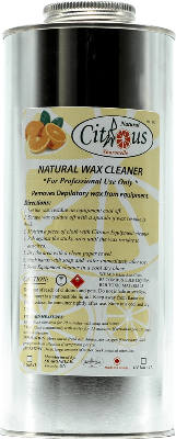 Sharonelle Citrus Naturel Wax Cleaner