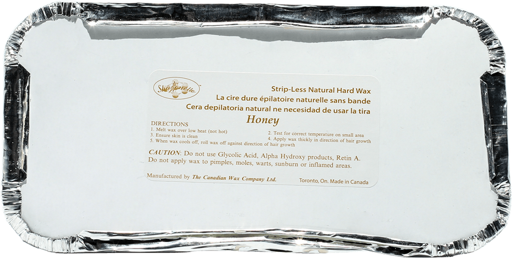 Sharonelle Strip-Less Natural Hard-Wax Honey