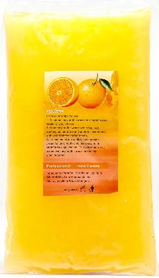 Professional Paraffin Wax Orange 450g - Gina Beauté