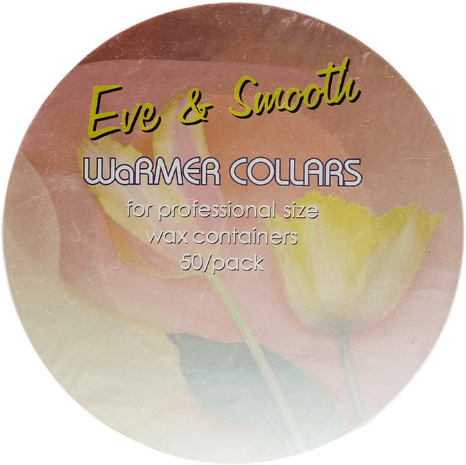 Eve & Smooth Wax Warmer Collars (50) - Gina Beauté