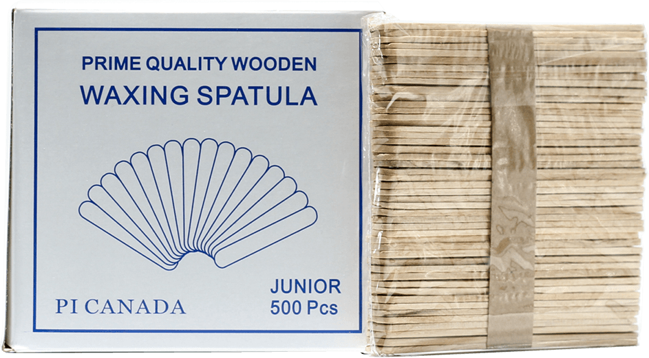 PROFESSIONAL WAXING SPATULA DISPOSABLE 500PCS SMALL - Gina Beauté