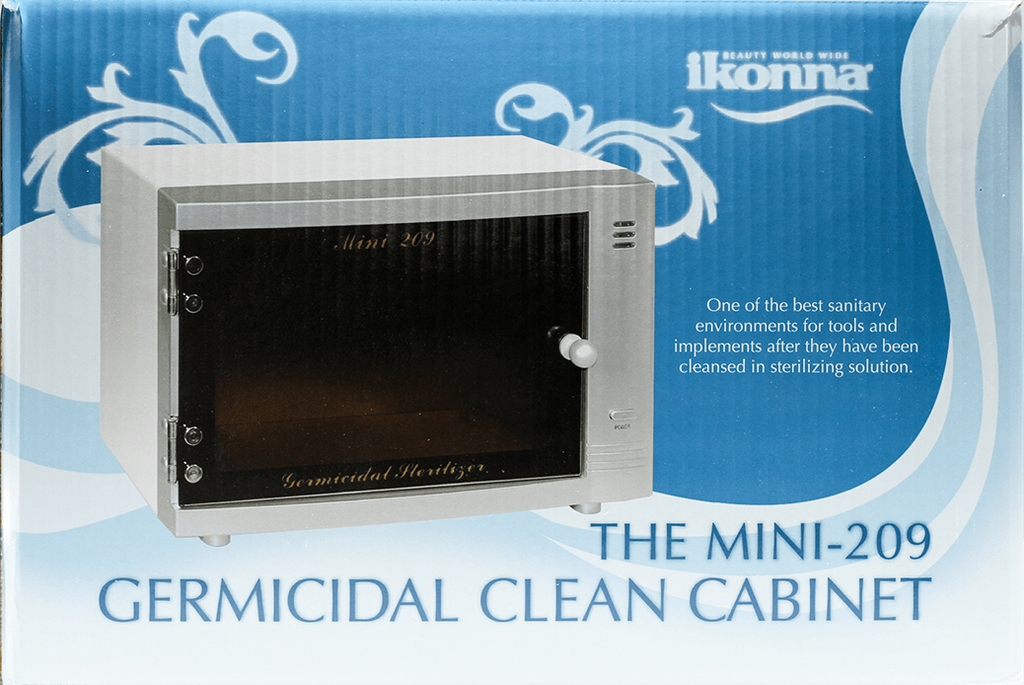 Ikonna The-Mini-209 Germicidal Clean Cabinet