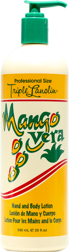 Triple Lanolin Body Cream (Mango Vera)