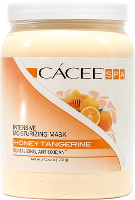 Intensive Cacee Moisturizing Mask (Honey Tangerine) - Gina Beauté