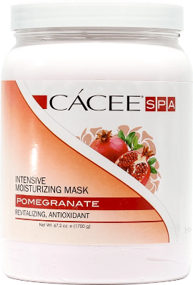 Intensive Cacee Moisturizing Mask (Pomegranate) 67.2 oz - Gina Beauté
