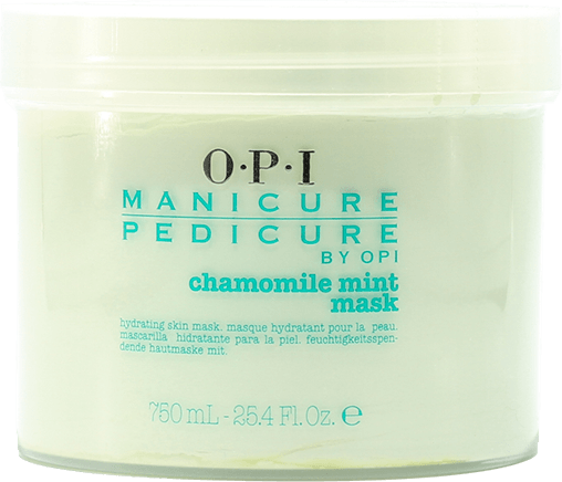 OPI Chamomile Mint Mask 25.4 fl oz. - Gina Beauté