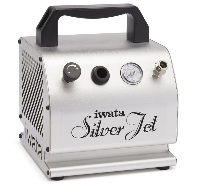 IS50 Iwata Silver Jet 110-120V Air Compressor