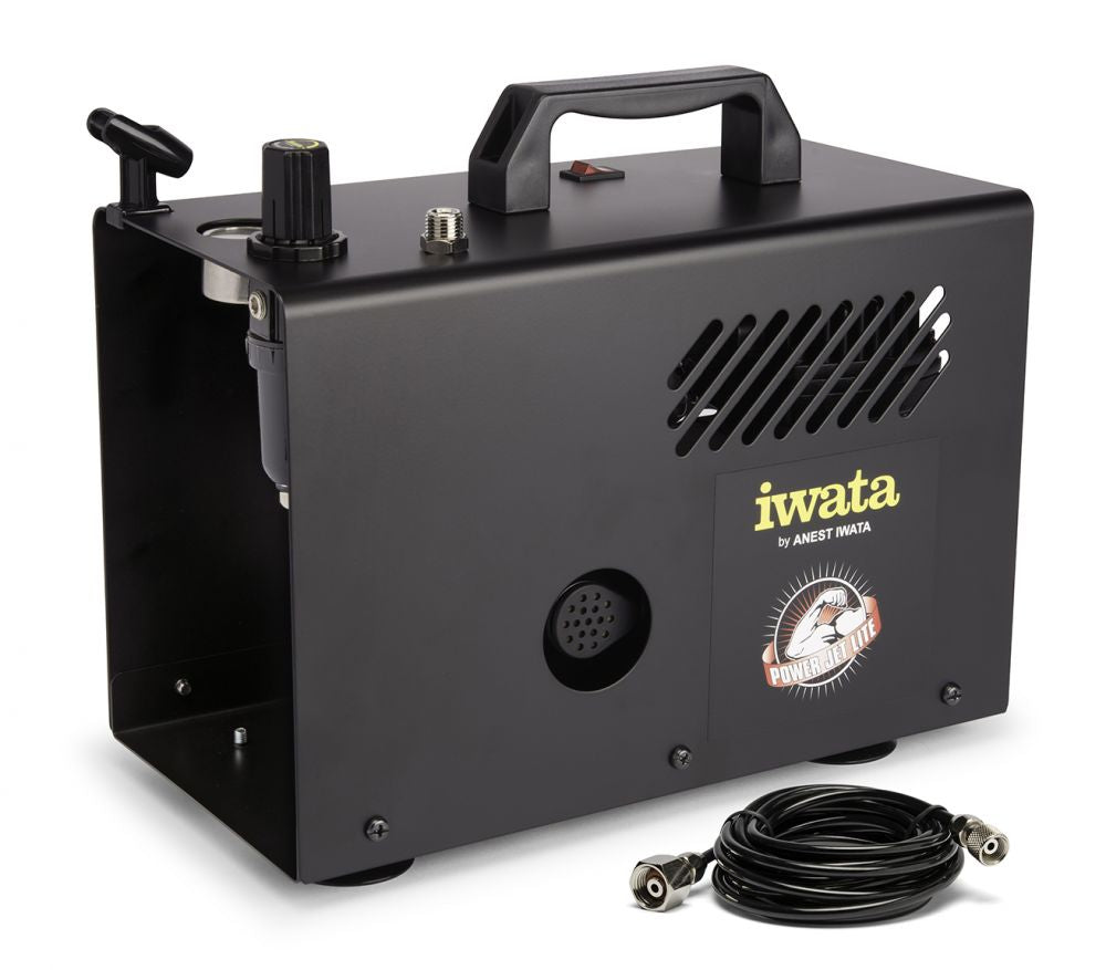 IS925 Iwata Power Jet Lite 110-120V Air Compressor