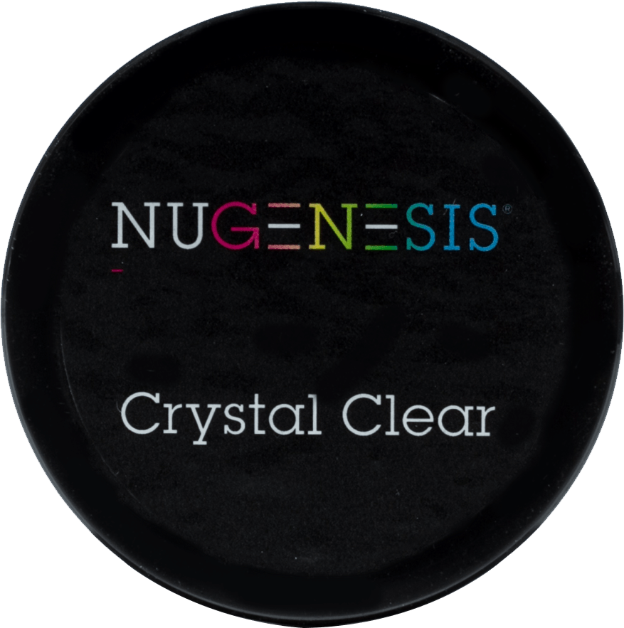 NuGenesis Nail Crystal Clear 2 oz - Gina Beauté