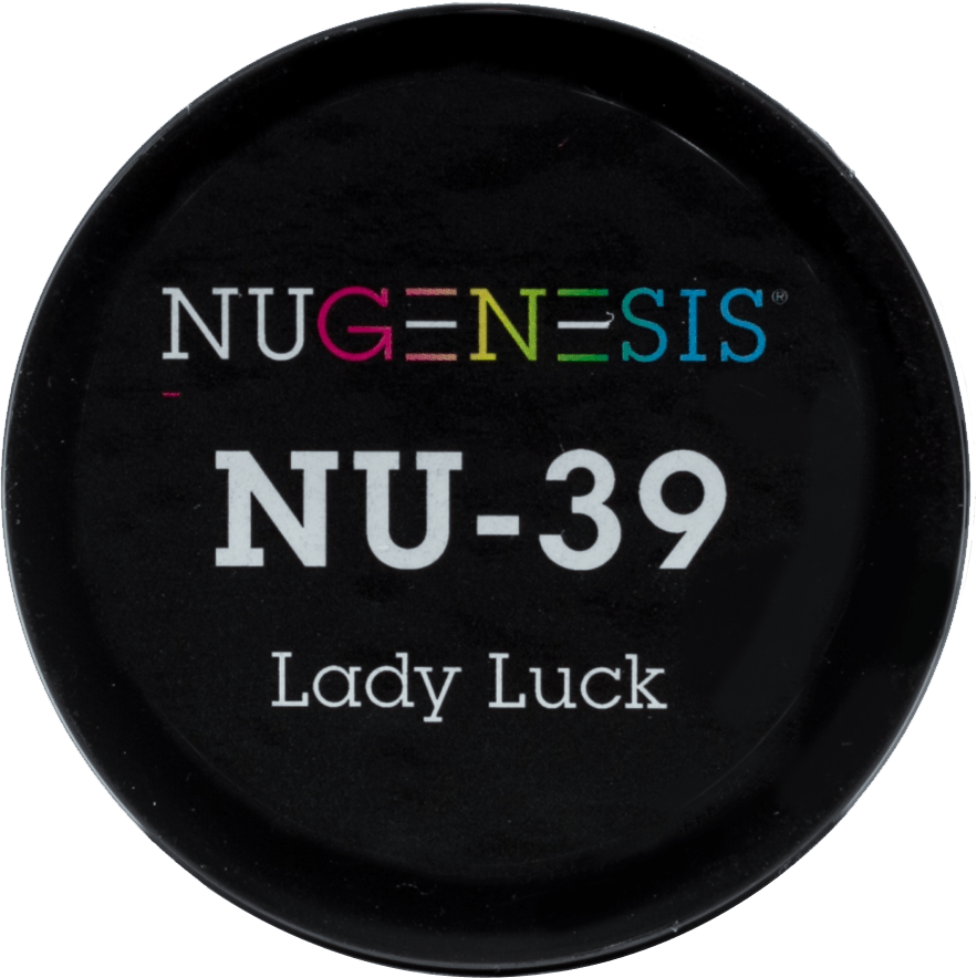 NuGenesis Nail Lady Luck NU-39 2oz - Gina Beauté