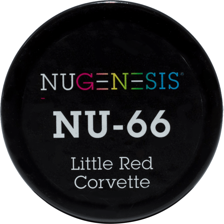 NuGenesis Nail Little Red Corvette NU-66