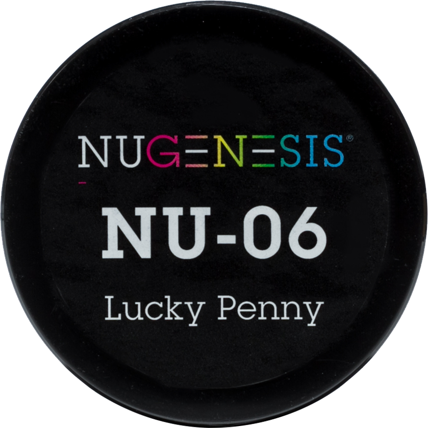 NuGenesis Nail Lucky Penny NU-06