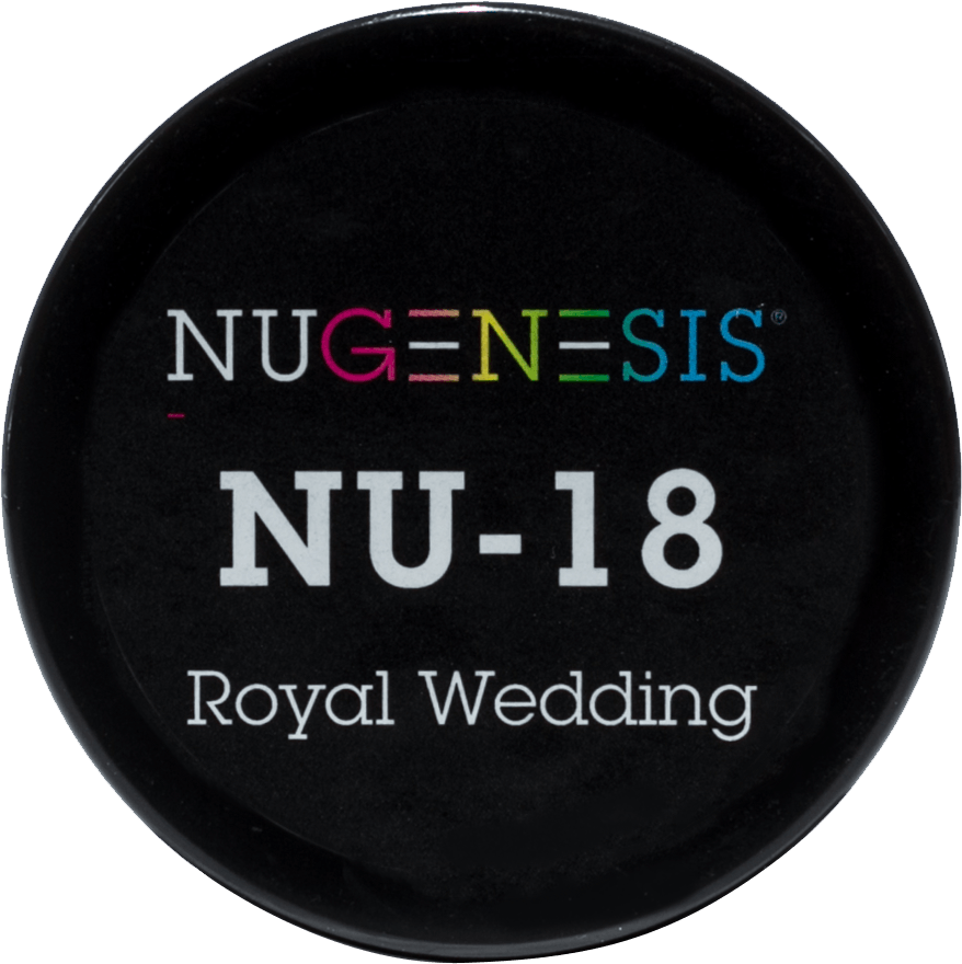 NuGenesis Nail Royal Wedding NU-18