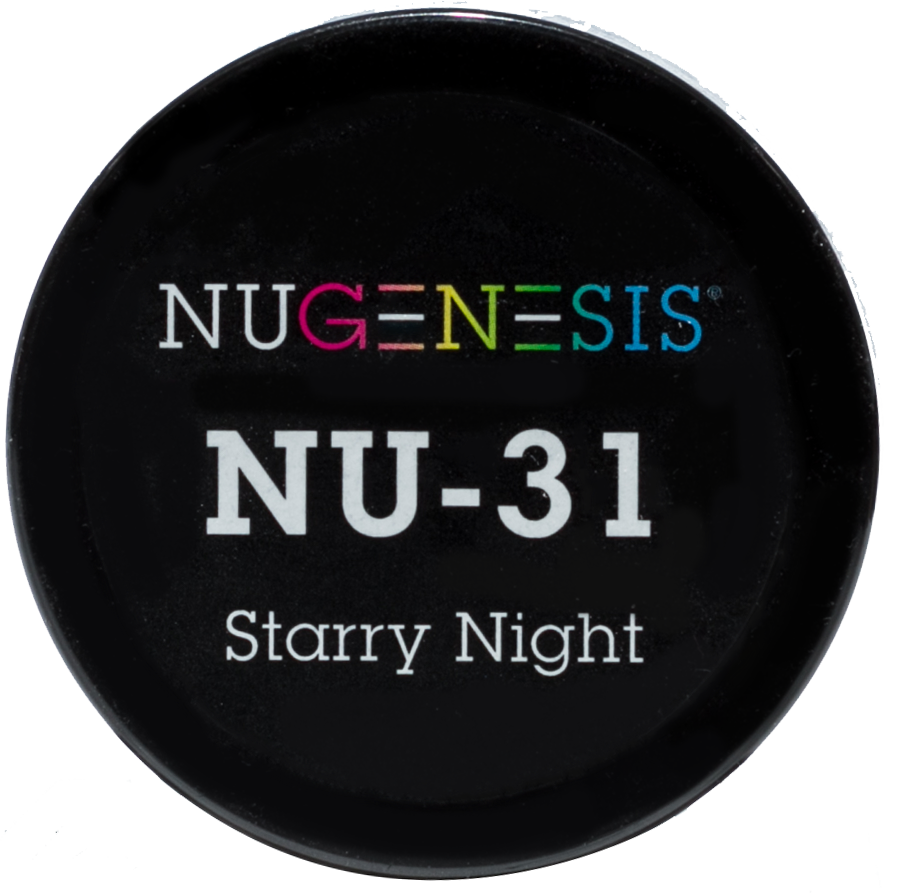 NuGenesis Nail Starry Night NU-34