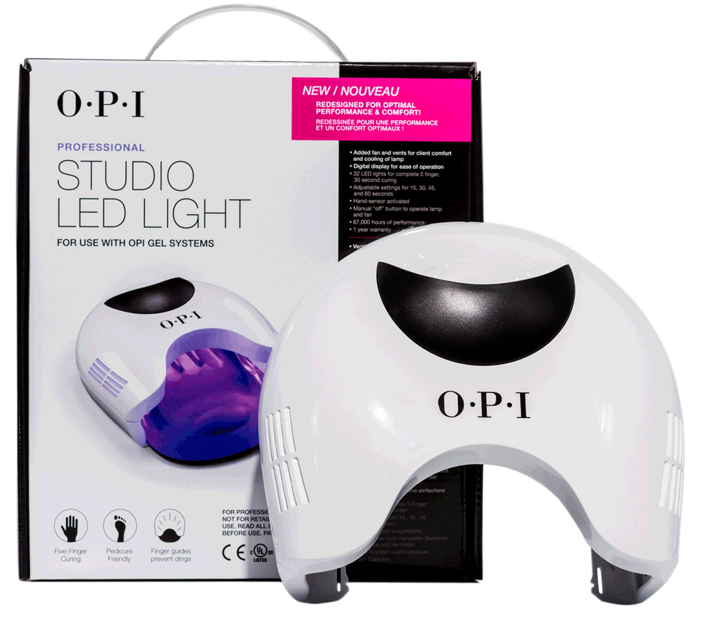 O·P·I Studio LED Light - Gina Beauté