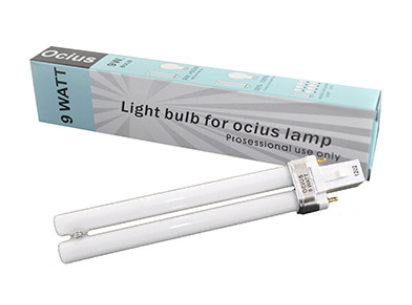 9 Watt UV OCIUS Light Bulb