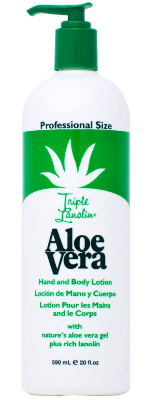 Triple Lanolin Body Cream (Aloa Vera)