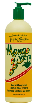 Triple Lanolin Body Cream (Mango Vera) - Gina Beauté