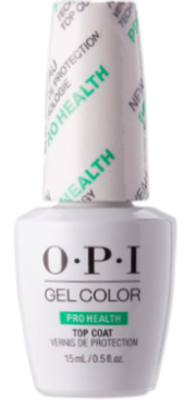 O·P·I GelColor Top Coat - Gina Beauté