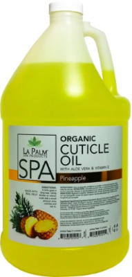 La Palm Spa Cuticle Oil (Pineapple) - Gina Beauté