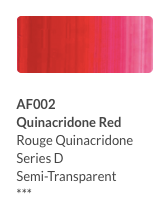 Aeroflash Airbrush Quinacridone Red (AI 602)