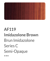 Aeroflash Airbrush Imidazolone Brown (AI719) - Gina Beauté